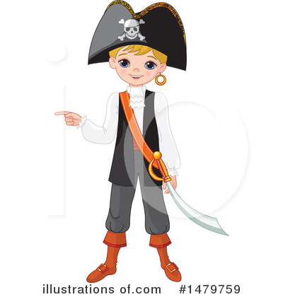 Pirate Clipart #1479759 by Pushkin