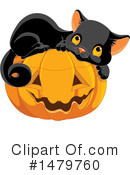 Halloween Clipart #1479760 by Pushkin