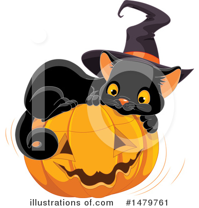 Cat Clipart #1479761 by Pushkin