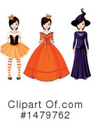 Halloween Clipart #1479762 by Pushkin