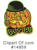 Halloween Clipart #14859 by Andy Nortnik