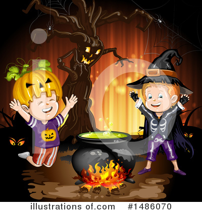 Witch Clipart #1486070 by merlinul