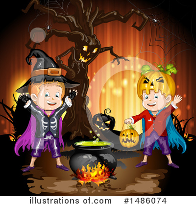 Witch Clipart #1486074 by merlinul