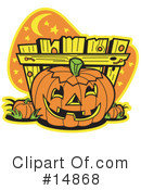 Halloween Clipart #14868 by Andy Nortnik