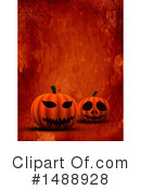 Halloween Clipart #1488928 by KJ Pargeter