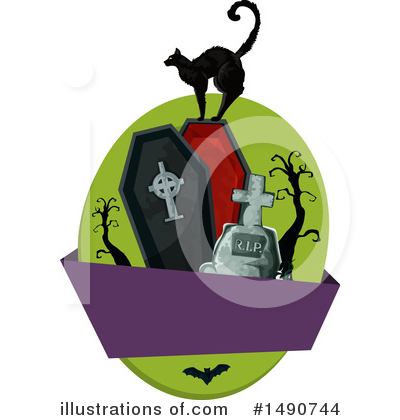 Halloween Clipart #1490744 by Vector Tradition SM