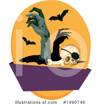 Halloween Clipart #1490746 by Vector Tradition SM