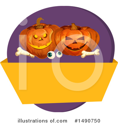 Halloween Clipart #1490750 by Vector Tradition SM