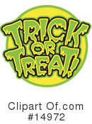 Halloween Clipart #14972 by Andy Nortnik