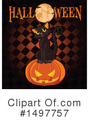 Halloween Clipart #1497757 by Pushkin