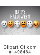 Halloween Clipart #1498464 by KJ Pargeter
