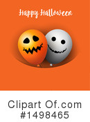 Halloween Clipart #1498465 by KJ Pargeter