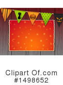 Halloween Clipart #1498652 by elaineitalia