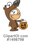 Halloween Clipart #1498798 by toonaday