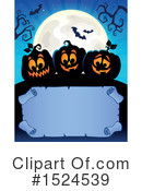 Halloween Clipart #1524539 by visekart
