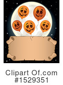 Halloween Clipart #1529351 by visekart
