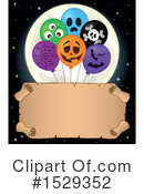 Halloween Clipart #1529352 by visekart