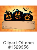 Halloween Clipart #1529356 by visekart