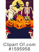 Halloween Clipart #1595958 by Vector Tradition SM