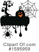 Halloween Clipart #1595959 by Vector Tradition SM