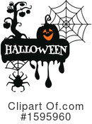 Halloween Clipart #1595960 by Vector Tradition SM