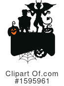 Halloween Clipart #1595961 by Vector Tradition SM