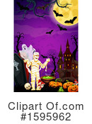 Halloween Clipart #1595962 by Vector Tradition SM