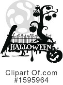 Halloween Clipart #1595964 by Vector Tradition SM