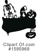 Halloween Clipart #1595969 by Vector Tradition SM