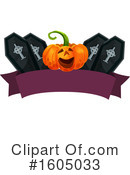 Halloween Clipart #1605033 by Vector Tradition SM