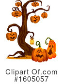 Halloween Clipart #1605057 by Vector Tradition SM