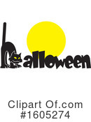 Halloween Clipart #1605274 by Johnny Sajem