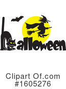Halloween Clipart #1605276 by Johnny Sajem