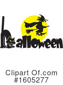 Halloween Clipart #1605277 by Johnny Sajem
