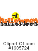 Halloween Clipart #1605724 by Johnny Sajem