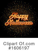 Halloween Clipart #1606197 by KJ Pargeter