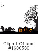 Halloween Clipart #1606530 by visekart