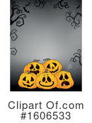 Halloween Clipart #1606533 by visekart