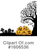 Halloween Clipart #1606536 by visekart
