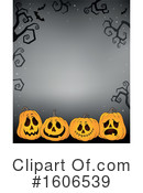 Halloween Clipart #1606539 by visekart
