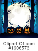 Halloween Clipart #1606573 by visekart