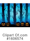 Halloween Clipart #1606574 by visekart