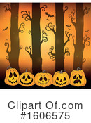 Halloween Clipart #1606575 by visekart