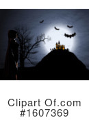 Halloween Clipart #1607369 by KJ Pargeter
