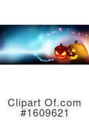 Halloween Clipart #1609621 by dero