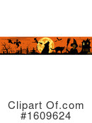 Halloween Clipart #1609624 by dero