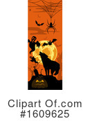 Halloween Clipart #1609625 by dero
