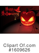 Halloween Clipart #1609626 by dero