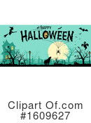 Halloween Clipart #1609627 by dero