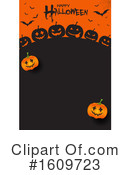 Halloween Clipart #1609723 by KJ Pargeter
